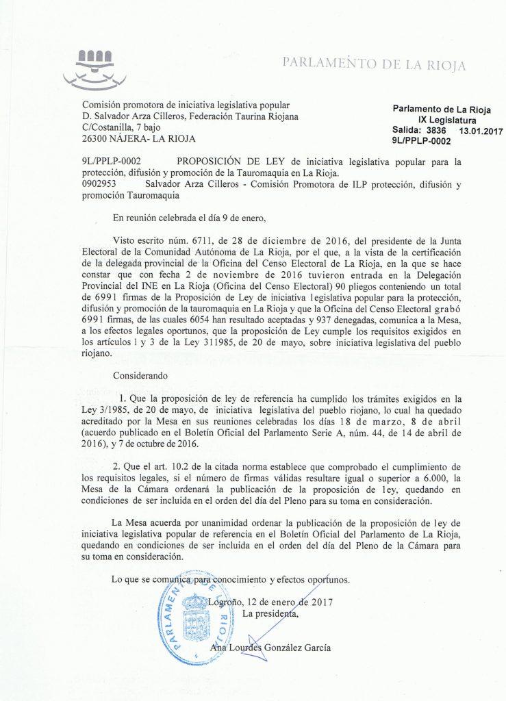 Acep. ILP en La Rioja