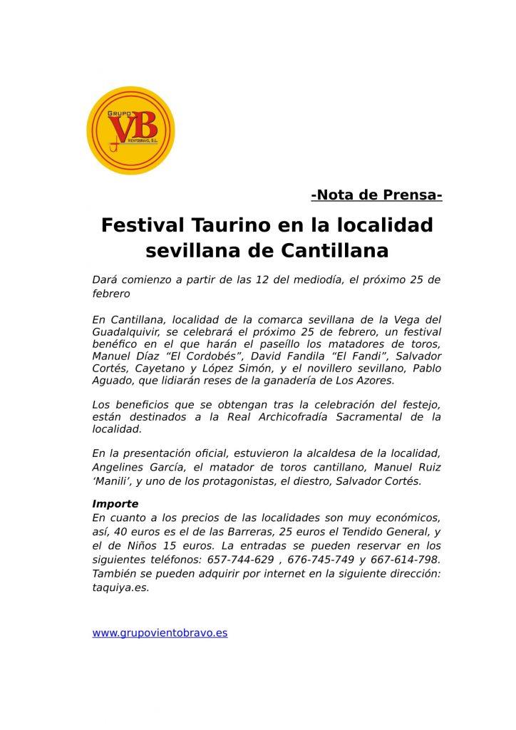 Catillana 2017 - Presentación Festival-1