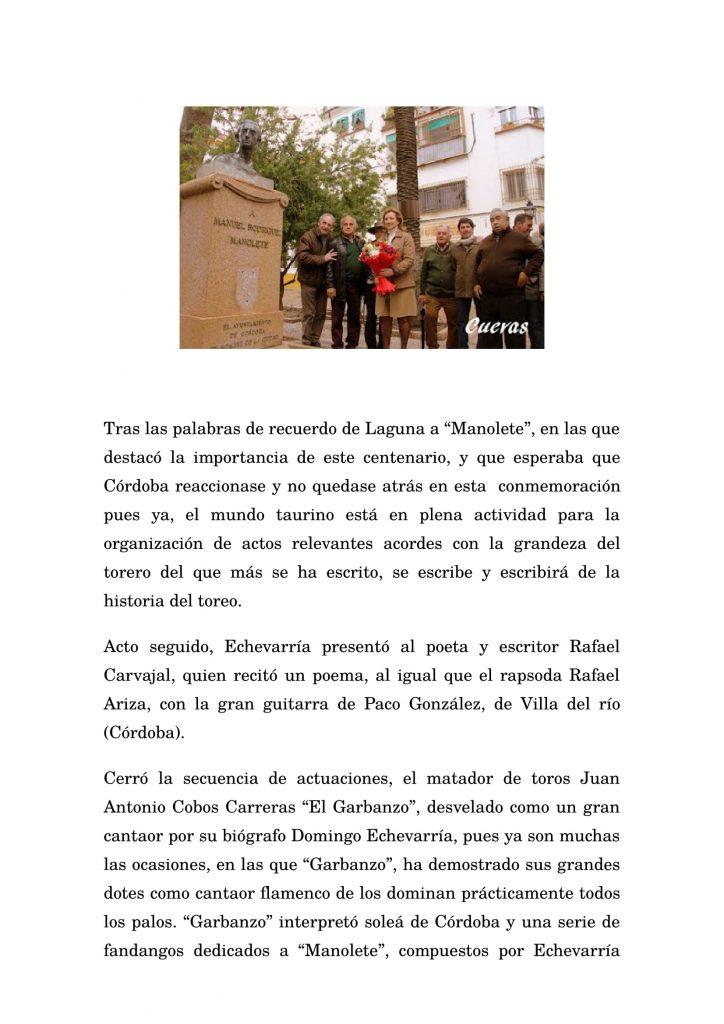 Celebrado por la Federación Provincial Taurina de Córdoba-2