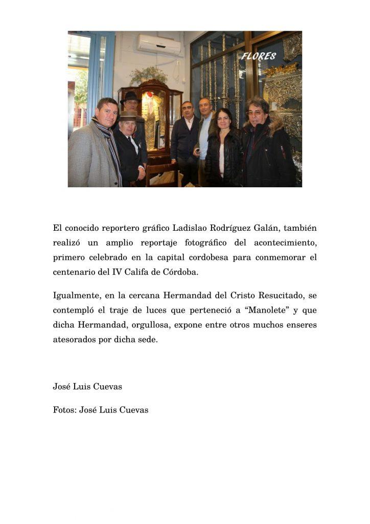 Celebrado por la Federación Provincial Taurina de Córdoba-4