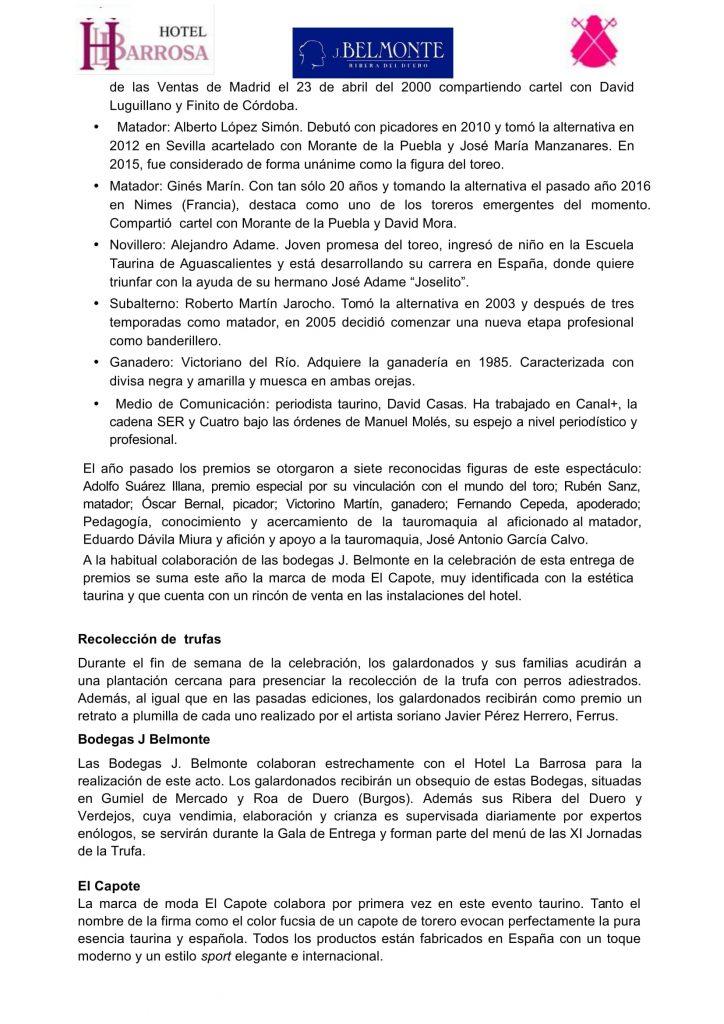 Nota de prensa Premios La Barrosa. 2017 posterior-2